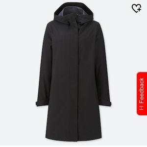 New! Uniqlo Blocktech Raincoat